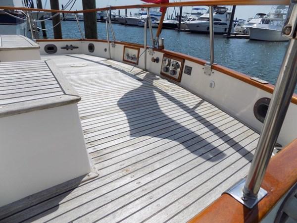 1990 GRAND BANKS 42 Classic Trawler 2538666