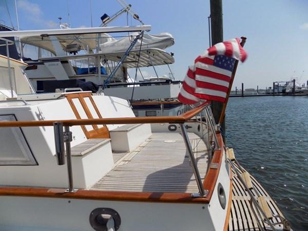 1990 GRAND BANKS 42 Classic Trawler 2538667