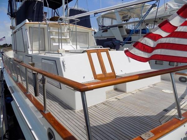 1990 GRAND BANKS 42 Classic Trawler 2538668