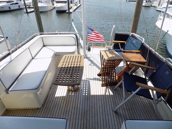 1990 GRAND BANKS 42 Classic Trawler 2538684