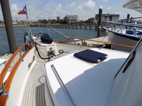1990 GRAND BANKS 42 Classic Trawler 2538694