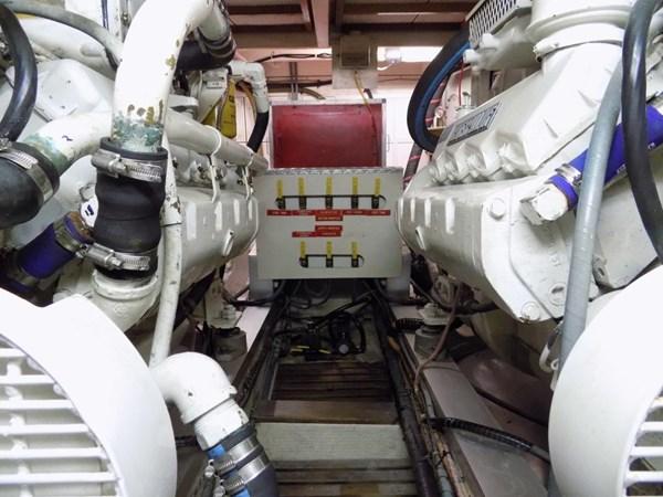 1990 GRAND BANKS 42 Classic Trawler 2538705