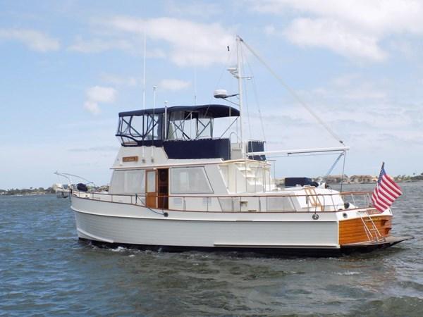 1990 GRAND BANKS 42 Classic Trawler 2538716