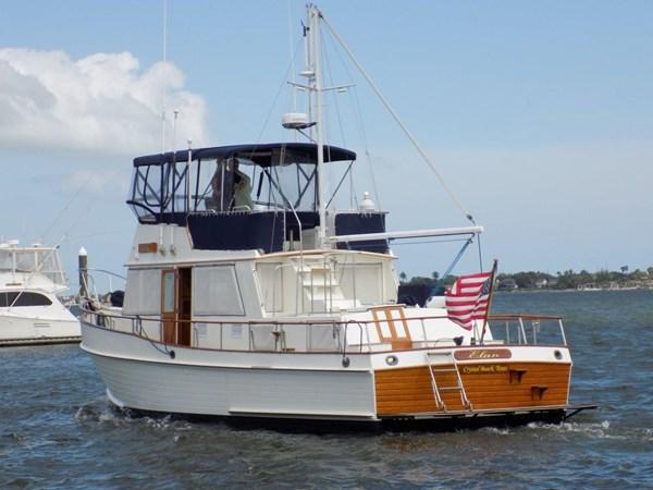 1990 GRAND BANKS 42 Classic Trawler 2538717
