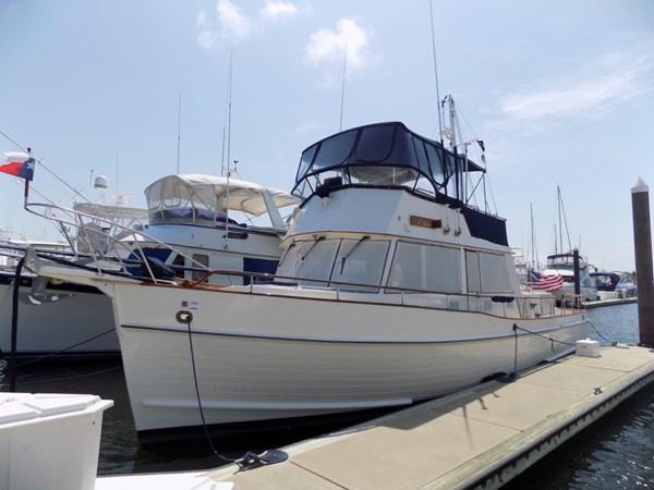 1990 GRAND BANKS 42 Classic Trawler 2538718