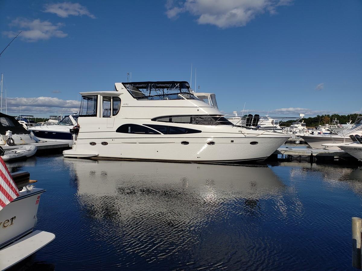 2005 CARVER 466 Motor Yacht 2539260