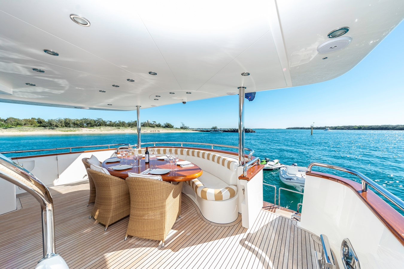 SUMMER WIND yacht for sale