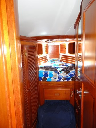 Darling Blue FWD Cabin_view 1990 TAYANA  Cutter 2539769