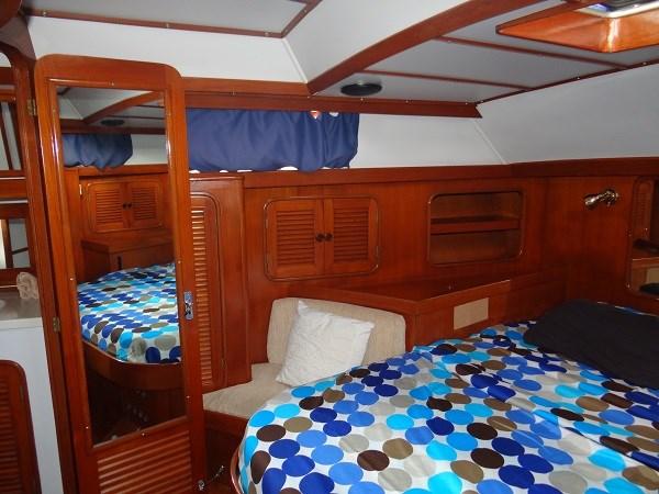 Darling Blue Master Cabin_2 1990 TAYANA  Cutter 2539774