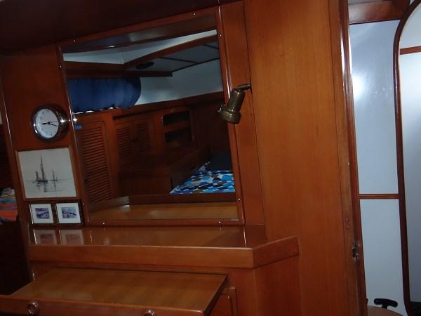 Darling Blue Master Cabin_3 1990 TAYANA  Cutter 2539775