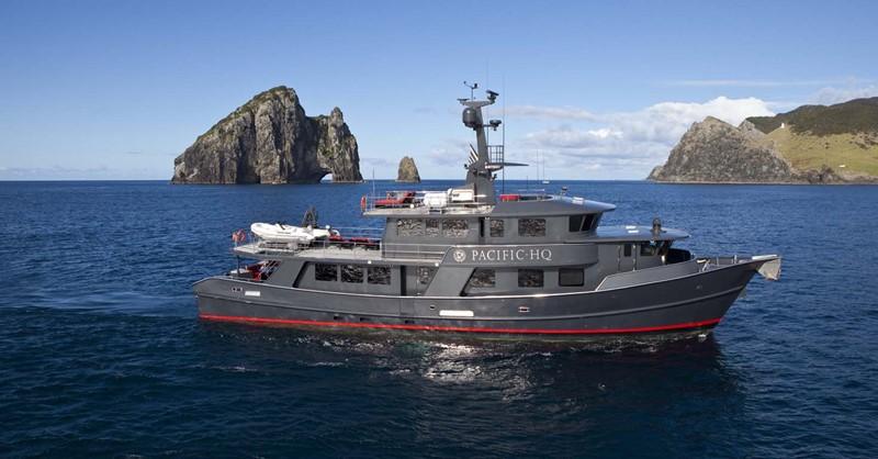 1999 JEMISON MARINE Jemison Motor Yacht Motor Yacht 2539911