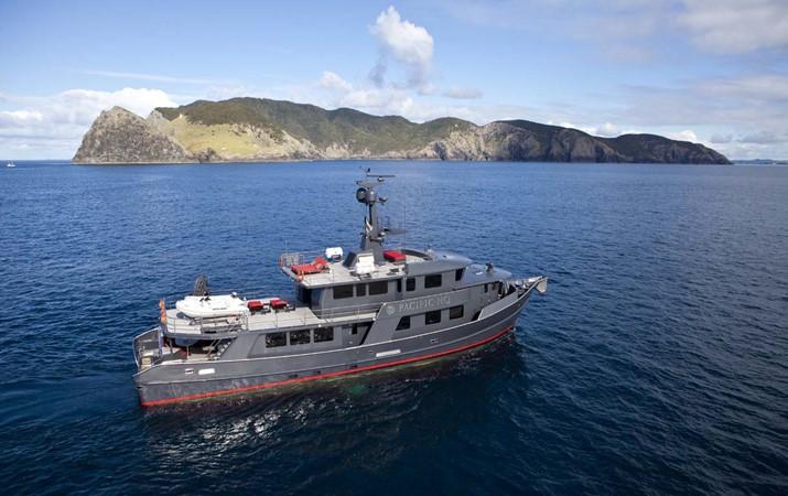 1999 JEMISON MARINE Jemison Motor Yacht Motor Yacht 2539912