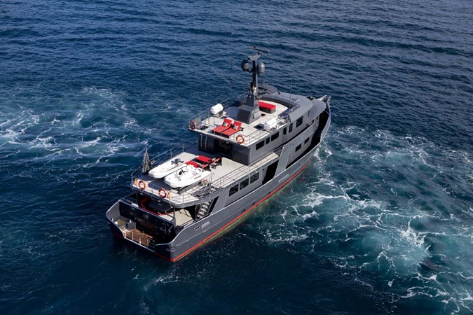 1999 JEMISON MARINE Jemison Motor Yacht Motor Yacht 2539914