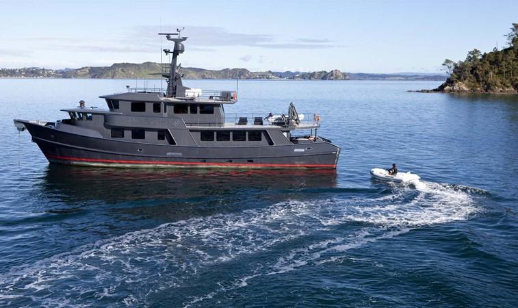 1999 JEMISON MARINE Jemison Motor Yacht Motor Yacht 2539916