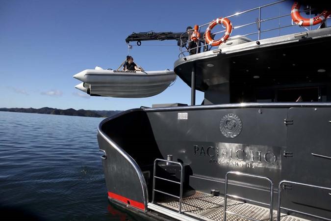 1999 JEMISON MARINE Jemison Motor Yacht Motor Yacht 2539918