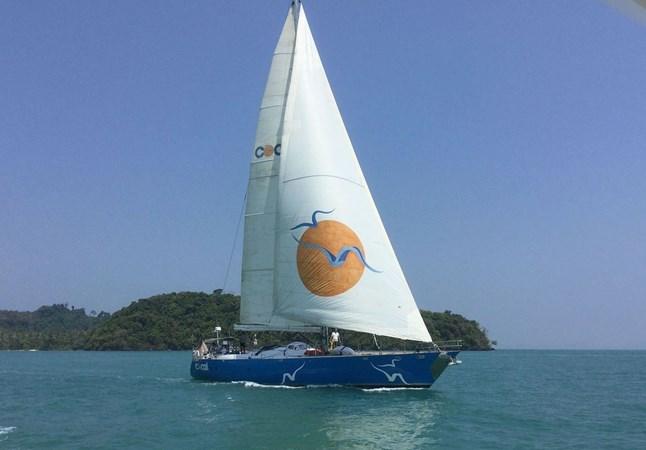 Under sail 2001 CANTIERE TORMENE  Sloop 2593498