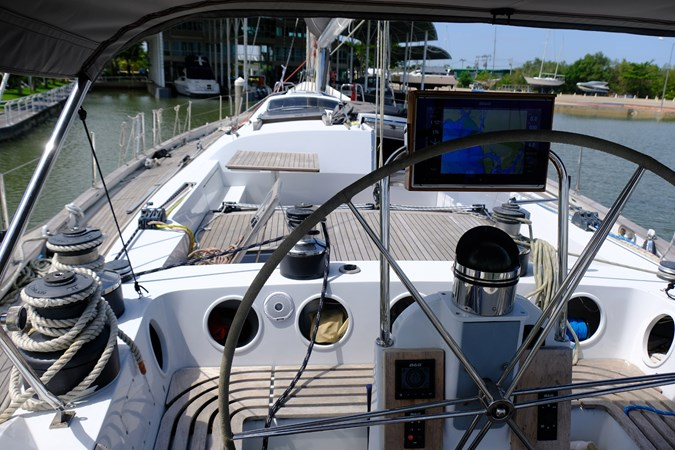 Helm to Bow 2001 CANTIERE TORMENE  Sloop 2593507