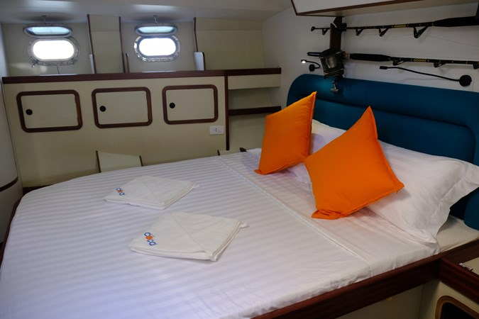 Master Cabin 1 2001 CANTIERE TORMENE  Sloop 2593516