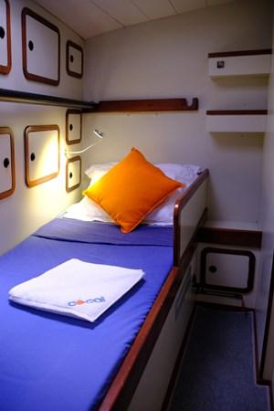 Single Cabin 2001 CANTIERE TORMENE  Sloop 2593520