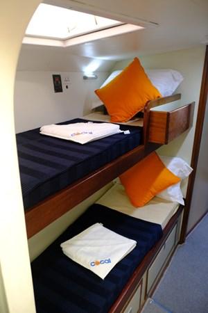 Crew Cabin 2001 CANTIERE TORMENE  Sloop 2593521
