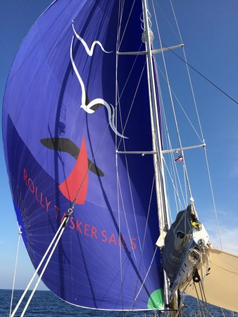 Sails and crows nest 2001 CANTIERE TORMENE  Sloop 2593524