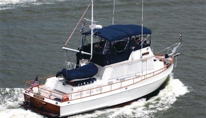 1985 GRAND BANKS 2 staeroom classic Trawler 2542372
