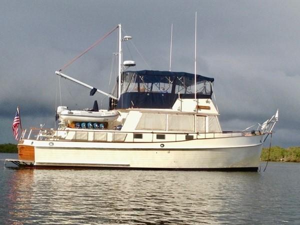 1985 GRAND BANKS 2 staeroom classic Trawler 2542373