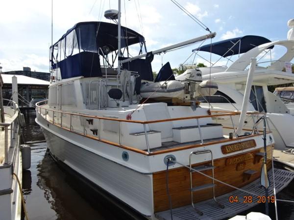 1985 GRAND BANKS 2 staeroom classic Trawler 2542377