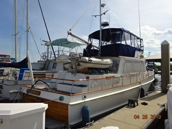 1985 GRAND BANKS 2 staeroom classic Trawler 2542378