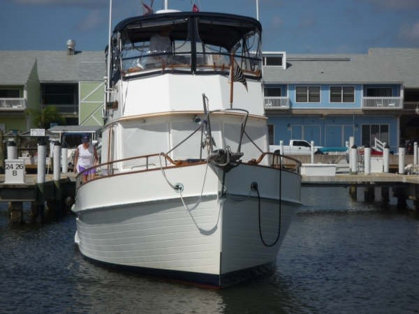1985 GRAND BANKS 2 staeroom classic Trawler 2542379