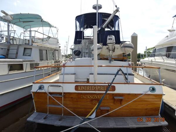 1985 GRAND BANKS 2 staeroom classic Trawler 2542380
