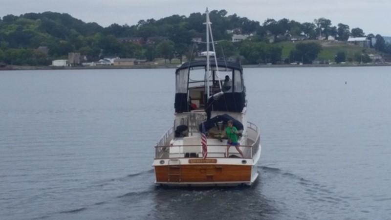 1985 GRAND BANKS 2 staeroom classic Trawler 2542381