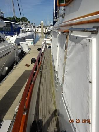 1985 GRAND BANKS 2 staeroom classic Trawler 2542388