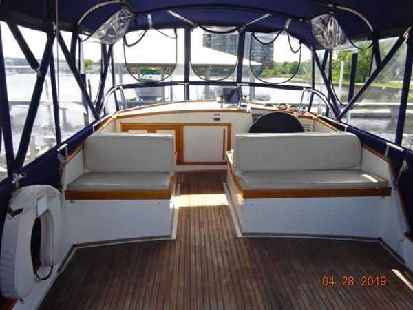 1985 GRAND BANKS 2 staeroom classic Trawler 2542389