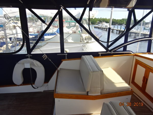 1985 GRAND BANKS 2 staeroom classic Trawler 2542391