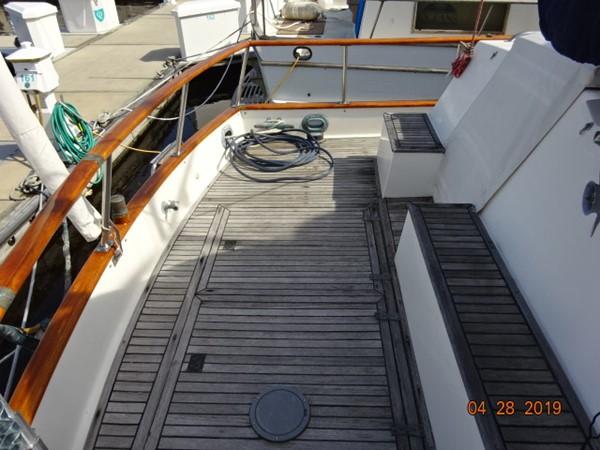 1985 GRAND BANKS 2 staeroom classic Trawler 2542403