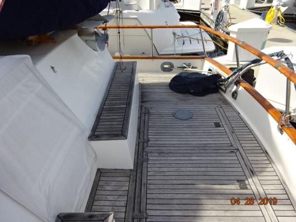 1985 GRAND BANKS 2 staeroom classic Trawler 2542404
