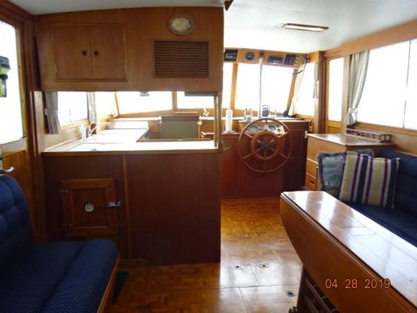 1985 GRAND BANKS 2 staeroom classic Trawler 2542408