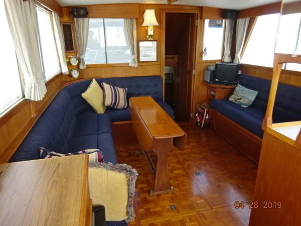 1985 GRAND BANKS 2 staeroom classic Trawler 2542409