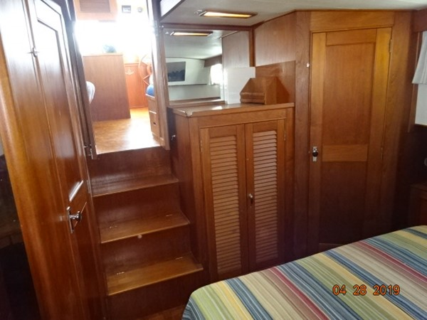 1985 GRAND BANKS 2 staeroom classic Trawler 2542423