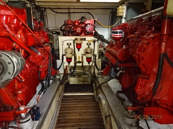 1985 GRAND BANKS 2 staeroom classic Trawler 2542430