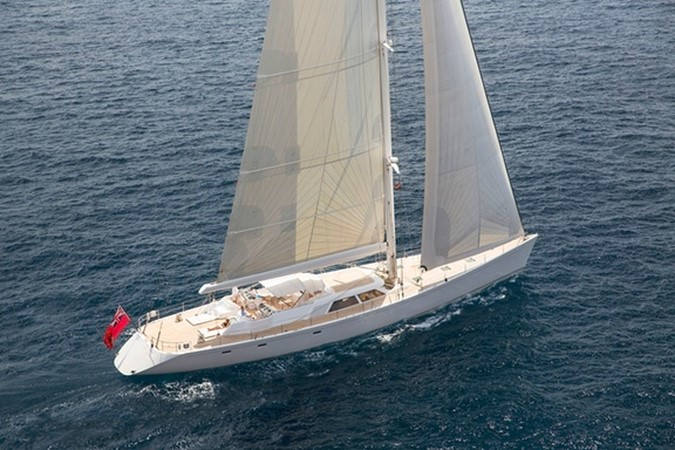 2000 ROYAL HUISMAN  Mega Yacht 2542888