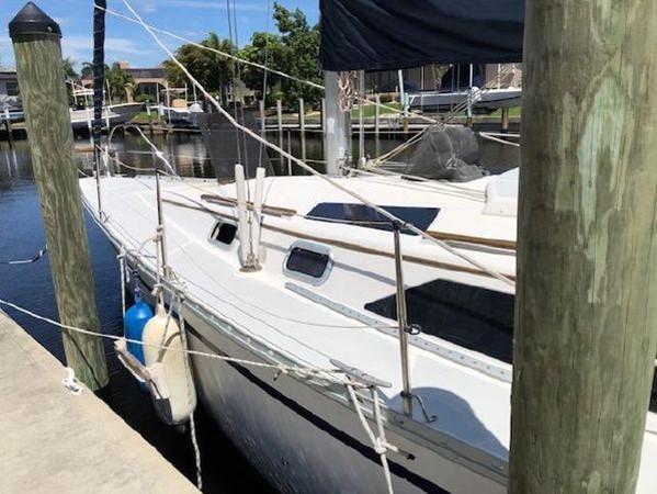1989 HUNTER 35.5 Classic Yacht 2543461