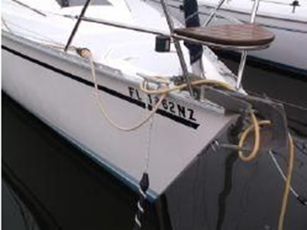 1989 HUNTER 35.5 Classic Yacht 2543465