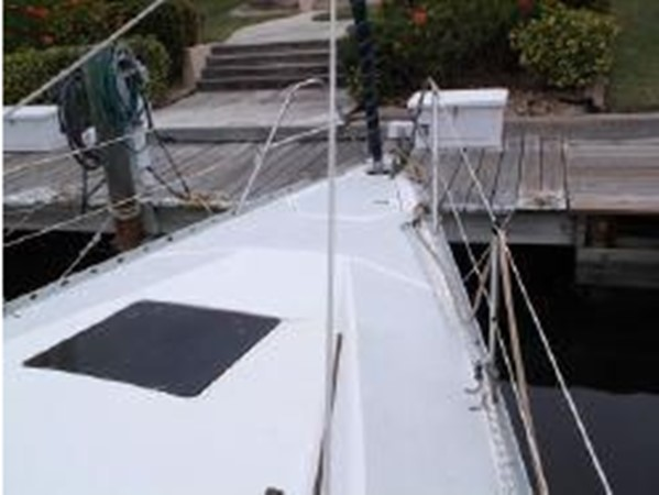 1989 HUNTER 35.5 Classic Yacht 2543467