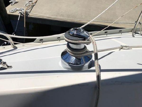 1989 HUNTER 35.5 Classic Yacht 2543470