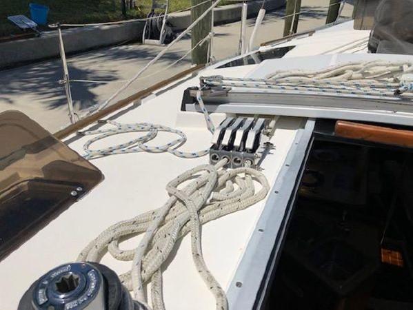 1989 HUNTER 35.5 Classic Yacht 2543473