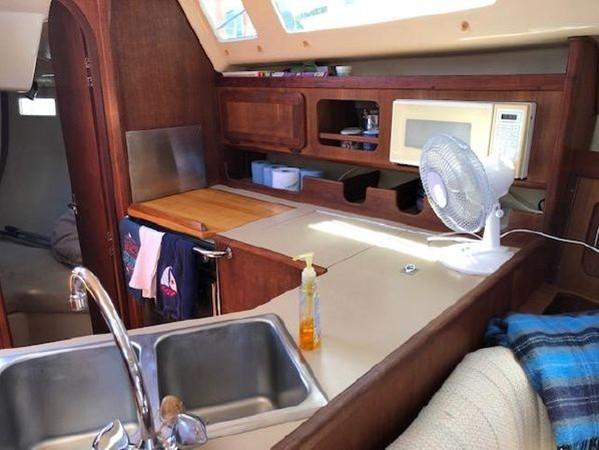 1989 HUNTER 35.5 Classic Yacht 2543482