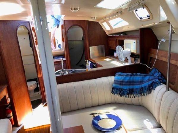 1989 HUNTER 35.5 Classic Yacht 2543483