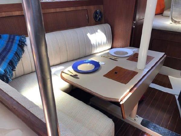 1989 HUNTER 35.5 Classic Yacht 2543486
